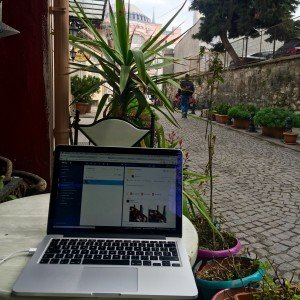 remote work istanbul