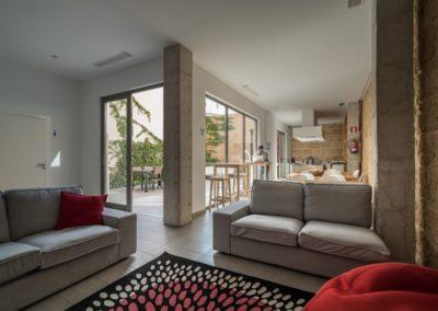 Plenty of living space