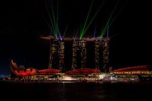 Digital Nomad Girls Singapore Mini Guide Marina Bay Sands