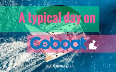 A Typical Day on Coboat