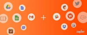 Zapier is one of our top productivity tools for digital nomad girls
