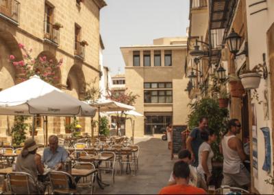 Old town Javea