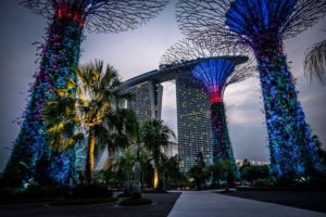 Digital Nomad Girls Singapore Mini Guide Gardens by the Bay