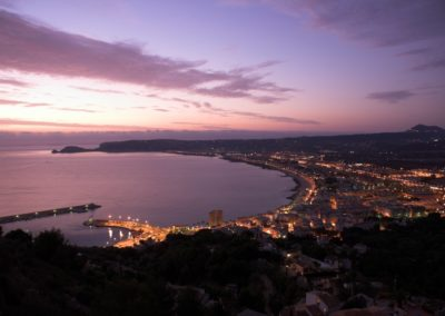 View over Javea