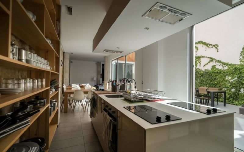 Awesome Kitchen to Cook Together
