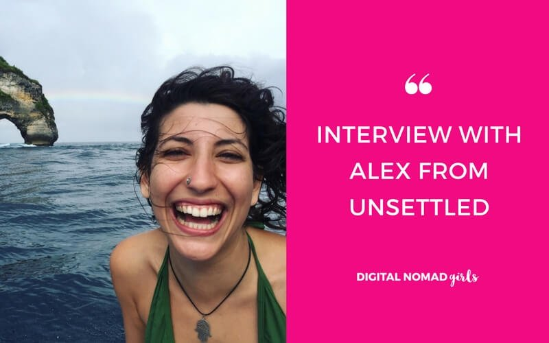 Interview with Alex from Unsettled