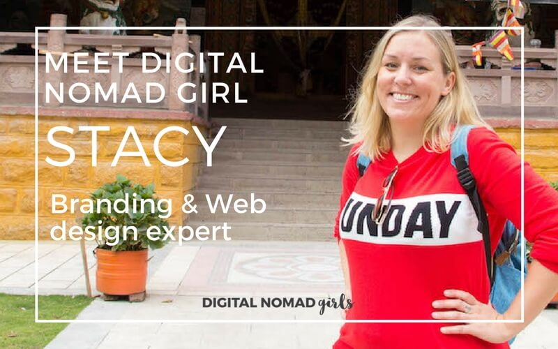 Meet Digital Nomad Girl Stacy – Branding & Web Design Agency Owner