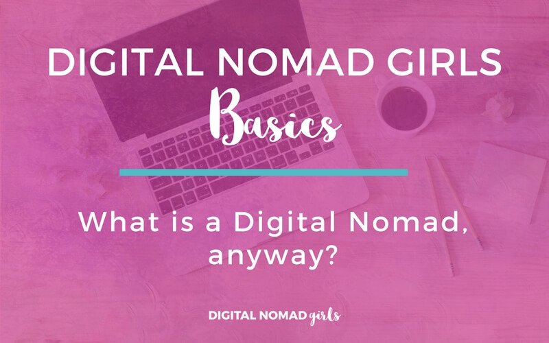 What is a digital nomad anyway?