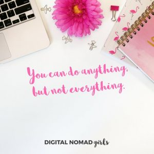 Productivity Habits for Digital Nomad Girls quote 1