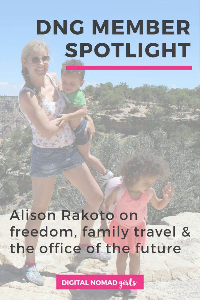 Member Spotlight Alison Rakoto Pinterest