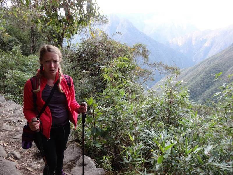 5 Lessons from 5 Years of Travelling Angry Hiking Inca the Trail