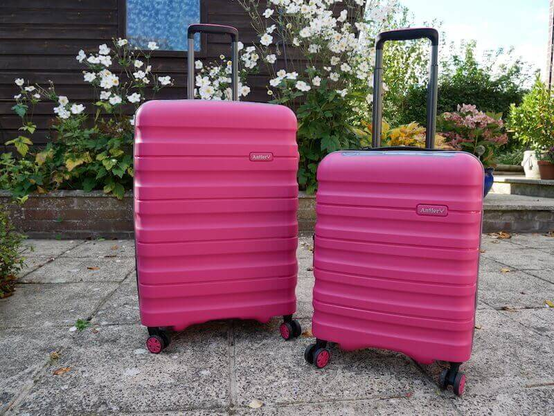 Antler Juno 2 Review Two Pink Suitcases 1