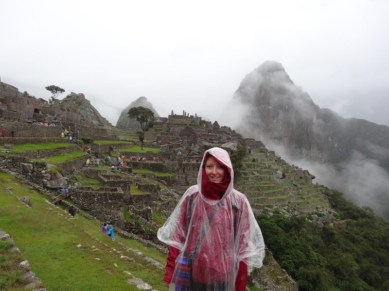 Peru Machu Picchu digital nomad girls travelling jenny