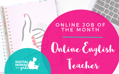 DNG presents Online Job of the Month: Online English Teacher