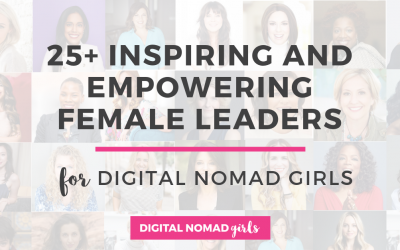 25+ Inspiring and Empowering Female Leaders