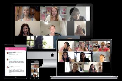 Digital Nomad Girls Homepage Blurb Inner Circle