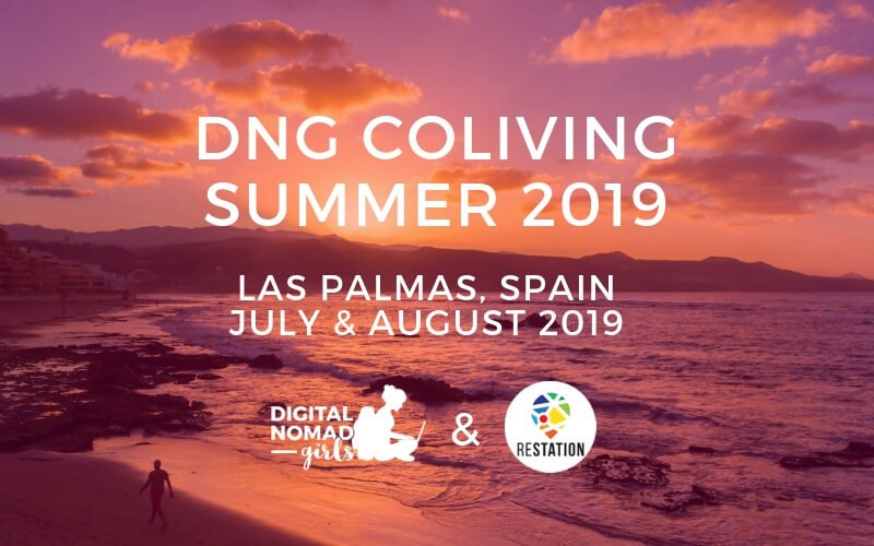 DNG Coliving Summer 2019 Featured Image
