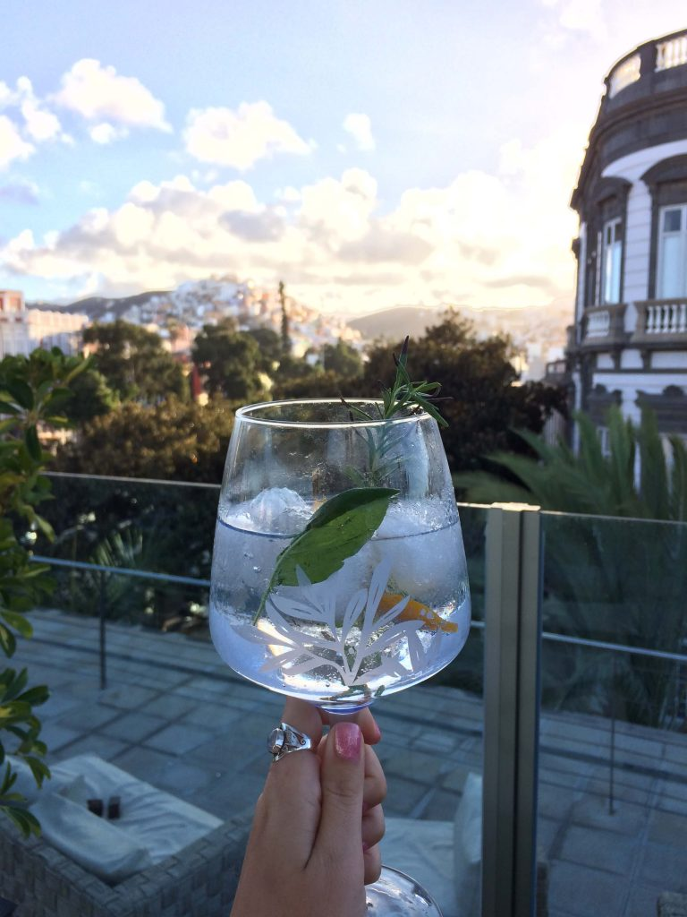 Las Palmas for Digital Nomad Girls Gin Roof Bar