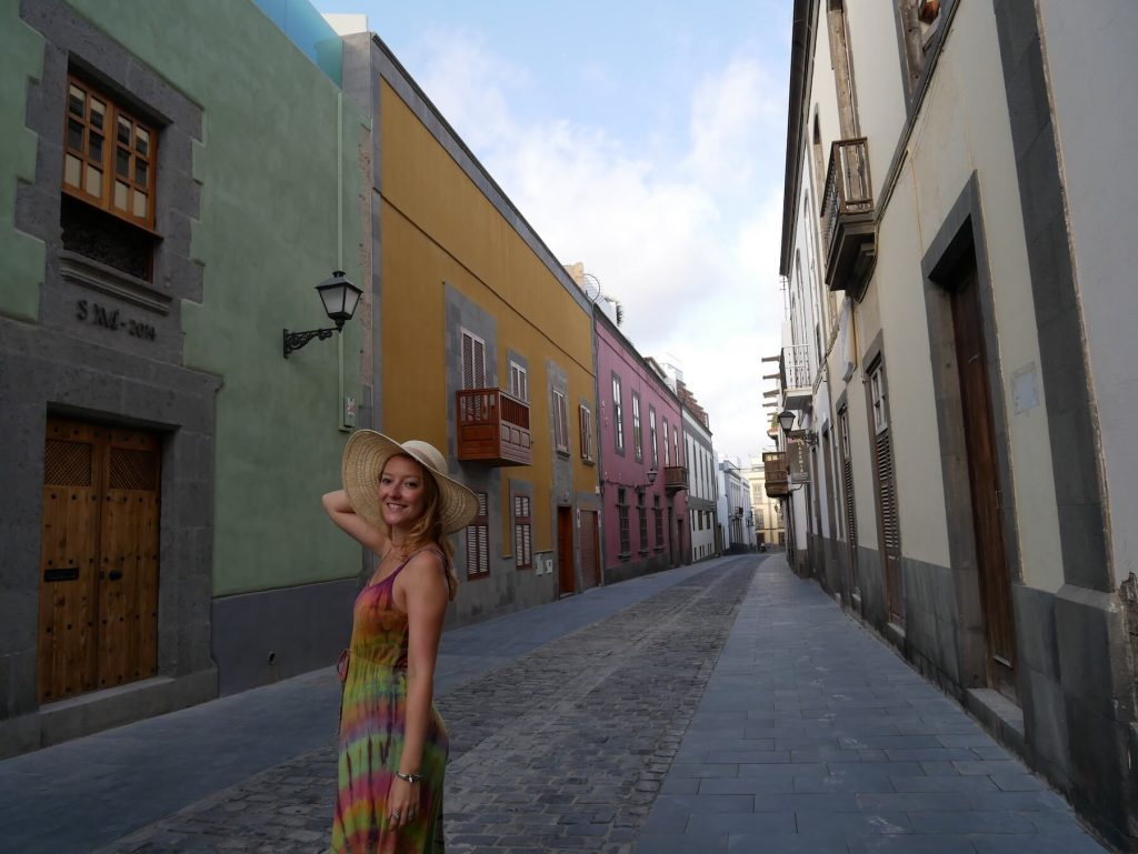 Las Palmas for Digital Nomad Girls Old Town