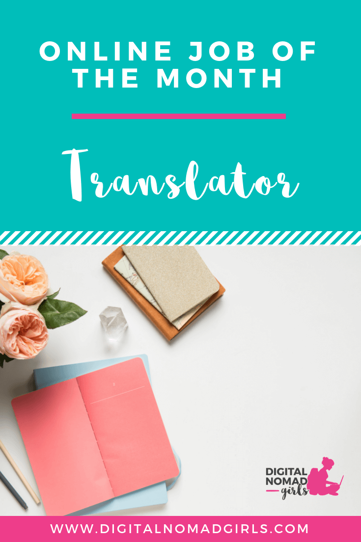 DNG Presents Online Job of the Month: Translator