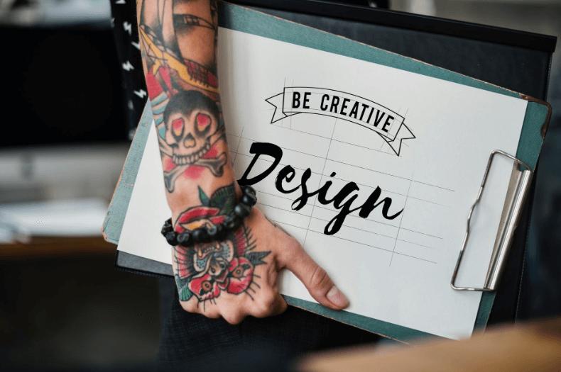 design creativity graphic