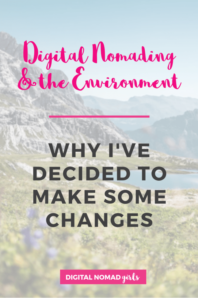 digital nomad environment climate crisis jennifer lachs pin