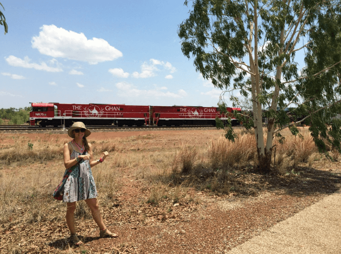 digital nomad environment train travel jennifer lachs