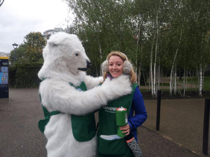 digital nomad greenpeace climate crisis jennifer lachs
