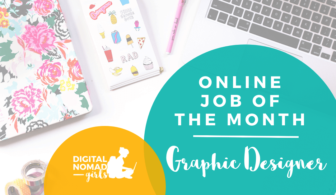 DNG presents Online Job of the Month: Graphic Designer