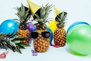 have fun - a party pineapple